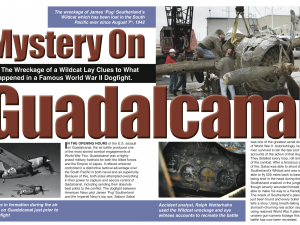 Mystery on Guadalcanal